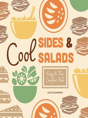 cover image of Cool Sides & Salads